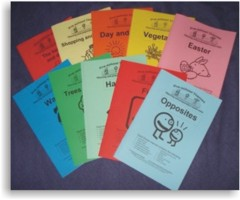 Theme lesson books